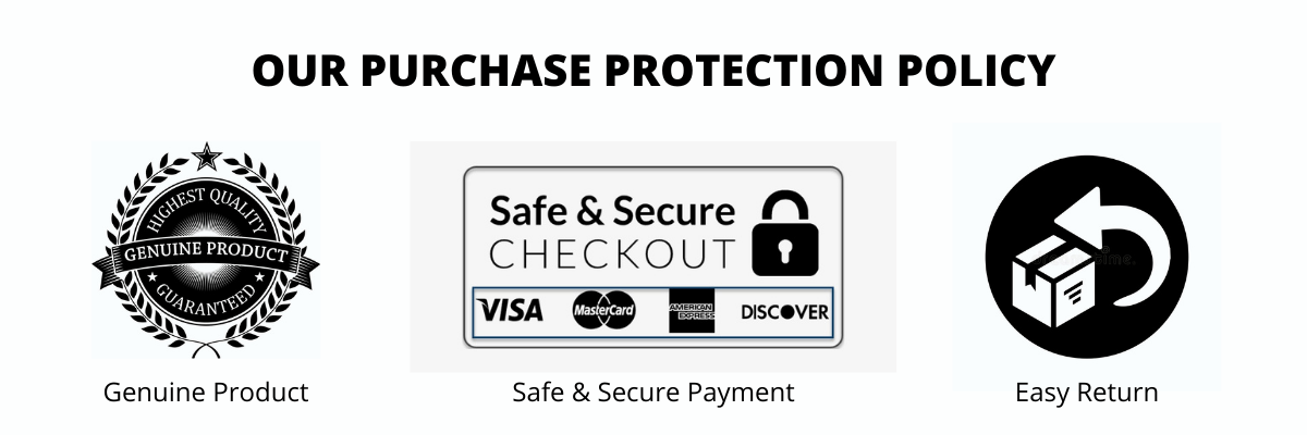 OUR PURCHASE PROTECTION POLICY